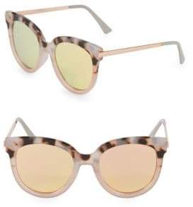 Fantas-Eyes 51MM Butterfly Sunglasses