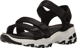 Skechers Cali Women's D'Lites-Fresh Catch Wedge Sandal