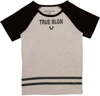 True Religion Brand Jeans Logo Graphic T-Shirt