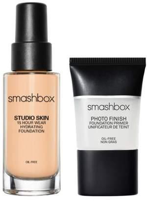 Smashbox Complexion Set Foundation and Primer - Light Beige