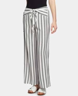1 STATE 1.State 1.state Regancy Striped Wide-Leg Pants
