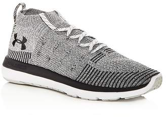 Under Armour Men's Slingflex Rise Knit Mid Top Sneakers