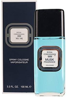 Royal Copenhagen MUSK by Cologne Spray for Men - 100% Authentic