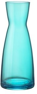 Ypsilon Glass Carafe- Sky Blue by Bormioli Rocco