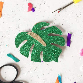 The Make Arcade Botanical Badge Making Craft Kit