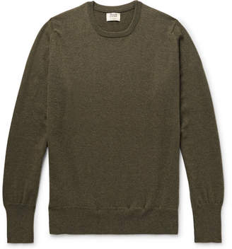 William Lockie Slim-Fit Cashmere Sweater