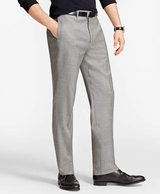 Brooks Brothers Madison Fit Houndscheck Trousers