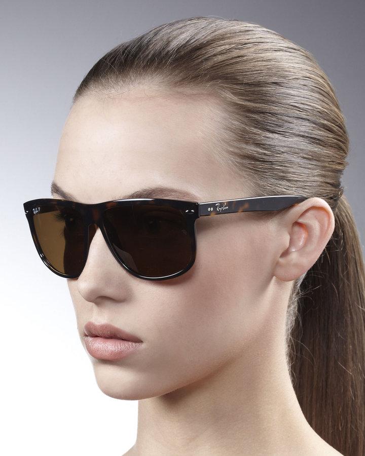 Ray-Ban Oversize Wayfarer Sunglasses