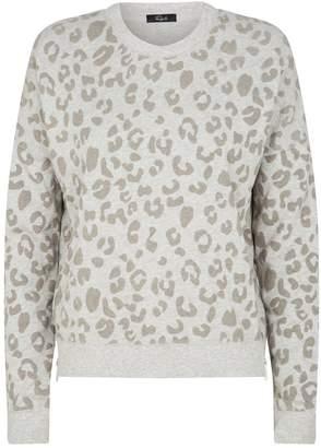 Rails Marlo Leopard Print Sweater