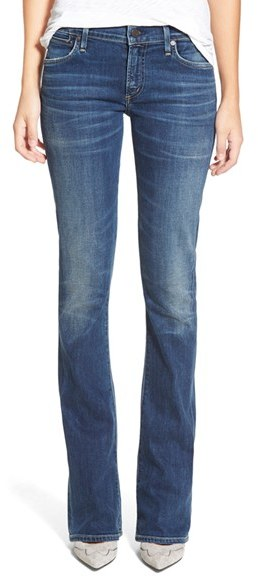 Women's Citizens Of Humanity 'Emannuelle' Slim Bootcut Jeans