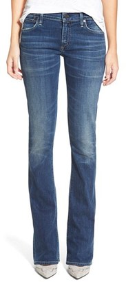 Women's Citizens Of Humanity 'Emannuelle' Slim Bootcut Jeans $208 thestylecure.com