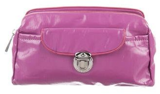 Marc Jacobs Marc Jacobs PVC Cosmetic Case