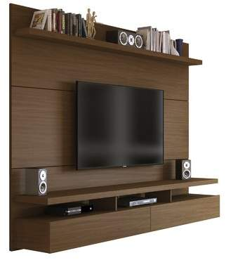 """Latitude Run Boone Entertainment Center for TVs up to for TVs up to 86"""""""