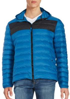Strellson Quilted Puffer Jacket