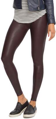 Spanx Faux-Leather Leggings