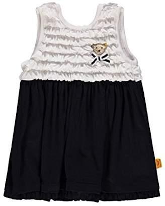 Steiff Girl's Kleid o. Arm 6833218 Dress,6-9 Months