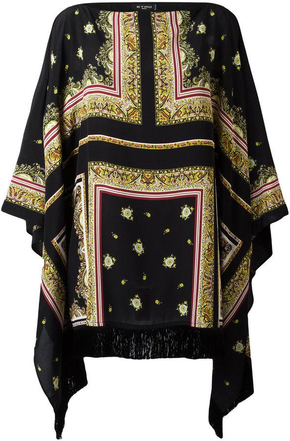 EtroEtro floral print tunic