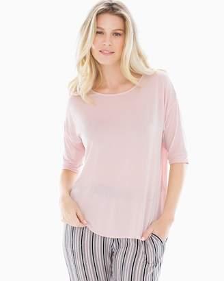 b220ab5f5e Donna Karan Long Sleeve Pajama Top