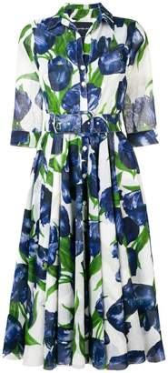 Samantha Sung floral print dress