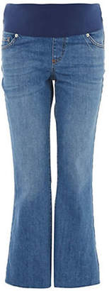 Topshop MATERNITY Dree Jeans 32-Inch Leg
