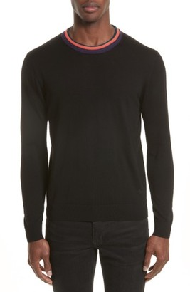 Men's Ps Paul Smith Merino Wool Pullover $225 thestylecure.com