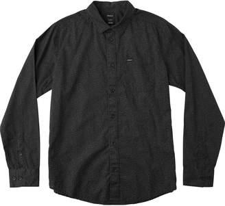 RVCA Cluster Long-Sleeve Shirt - Men's