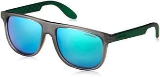 Carrera CHILD's CARRERINO 13 Rectangular Sunglasses, GREYGREEN