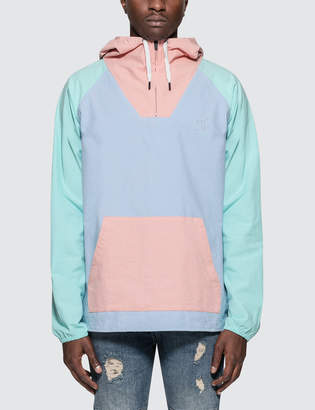 The Quiet Life Boardwalk Windy Pullover Jacket