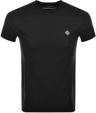 Rikers Regular T Shirt Black