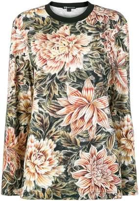 Y-3 Flower print jumper