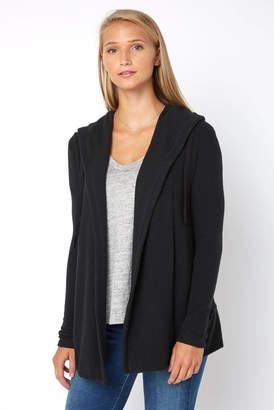 Z Supply Cut & Sew Hooded Cardigan