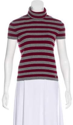 Chanel Cashmere Knit Turtleneck