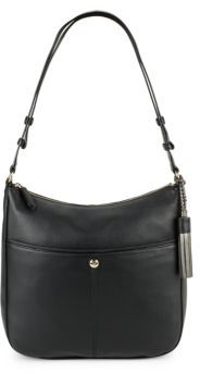 Cole Haan  Tilly Large Leather Shoulder Bag