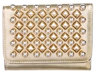 Christian Louboutin Macaron Mini Wallet