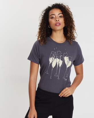 J.Crew A Toast To Friends Tee