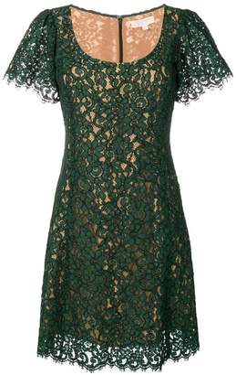 MICHAEL Michael Kors shortsleeved lace dress