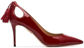 Aquazzura patent leather forever Marilyn pumps