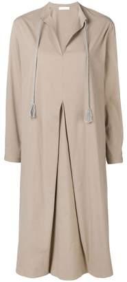 Fabiana Filippi boxy shirt dress
