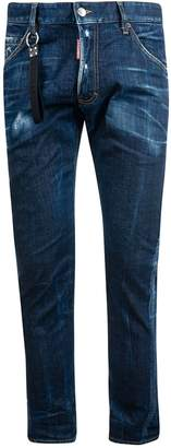DSQUARED2 Low Rise Jeans
