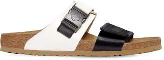 Rick Owens Birkenstock Leather Slide Sandals