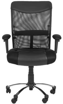 Safavieh Bernard Desk Chair Black