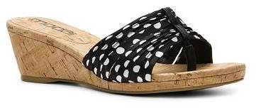 Moda Spana Lucy Wedge Sandal