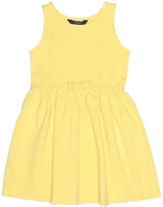 Polo Ralph Lauren Cotton-blend dress