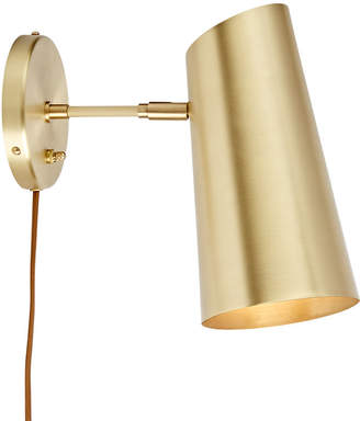 Rejuvenation Cypress Small Sconce Plug-In