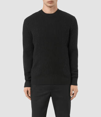 AllSaints Hiren Crew Sweater