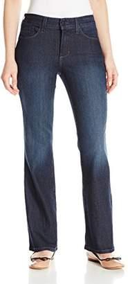 NYDJ Women's Petite Barbara Modern Bootcut Jeans In