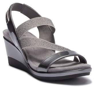 Anne Klein Peppina Wedge Sandal