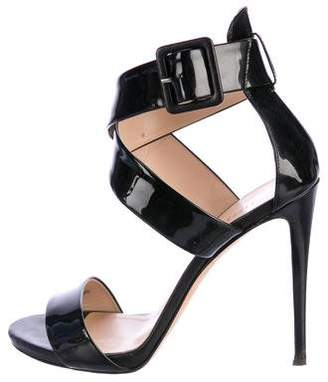 Barneys New York Barney's New York Patent leather Sandals