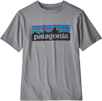 Patagonia Boys' Capilene Silkweight Graphic Tee