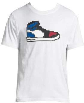 Mostly Heard Rarely Seen Americano Sneaker Tee